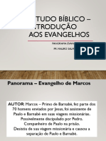 Estudo bíblico – introdução aos evangelhos - Aula 5