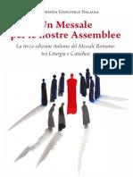 Sussidio Nuova Edizione Ita Messale Romano