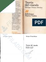 Pichon Riviere Teoria Del Vinculo.pdf