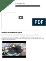 271656Unbedingt lesen vor dem Kauf - Elektrischer Entsafter Stiftung Warentest ++ Mehr lesen