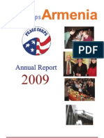 Peace Corps Country Annual Report 2009