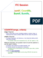 On_Countif,Countifs,Sumif,Sumifs
