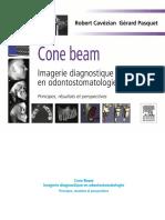 Cone beam - Imagerie diagnostique en odontostomatologie, Principes, résultats et perspectives (2011) - Cavezian