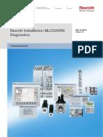Rexroth IndraMotion MLC02VRS Diagnostics