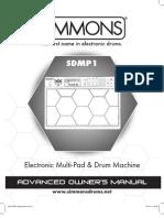 Simmons SDMP1 Advanced Manual