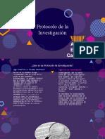 Protocolo de la Investigacion