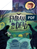 Embassy of the Dead by Will Mabbitt and Taryn Knight Chapter Sampler