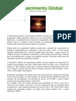 Conhecimentos Gerais e Atualidades - Aquecimento Global II