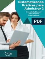 e-book Sistematizando Práticas para Administrar 2