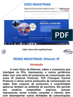 Redes Ethernet IP