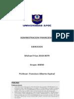 ADMINISTRACION FINANCIERA I - EJERCICIOS.docx
