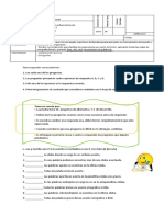 Evaluacion diagnostica remota lenguaje  unidad 2