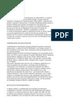 Conhecimentos Gerais e Atualidades - Globalização III