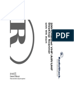 Manual RadioShack for PRO 2017