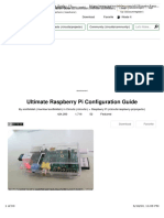 Ultimate Raspberry Pi Configuration Guide _ 13 Steps (with Pictures) - Instructables