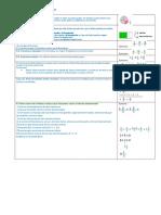 Fracciones y números mixtos definiciones