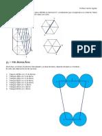 Solución a Ejercicio de densidad planar hexagonal 2018-3