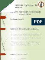 Periodos indigenas