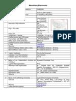 IITE - Mandatory disclosure 432010