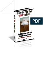 How To Put The Oh! In Oral - The Ultimate Oral Sex Guide.pdf