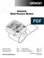 OMRON_Blutdruckmessgeraet 88t