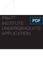 Undergraduate Application 10 11