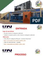Diapositiva Plan de Contigencia Ambiental y Ejemplos