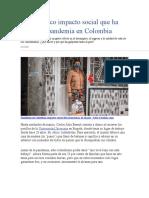 pandemia en colombia revista semana
