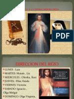 coronilla  divina misericordia ppt