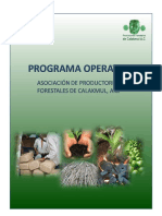 Programa operativo 2011 15 APFC