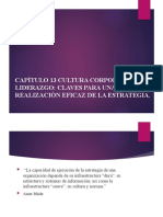 TEMA 6 CAP.13 Cultura corporativa CMV