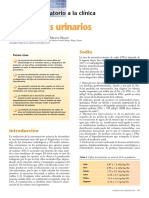 Electrolitos urinarios