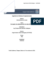 CONCEPTOS DE ADMINISTRACIÓN DE REDES (FCAPS)