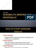 Feasibility, Bidding & Proposals