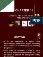 Costing, Procurement & Cash Flow