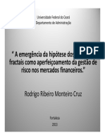 Colóquio de Investimento Dr Rodrigo