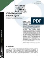 Aglaia - texto crítico