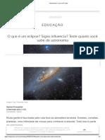 Astronomia_ o que você sabe