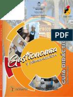 GASTRONOMIA Y ALIMENTACION TECNICO BASICO