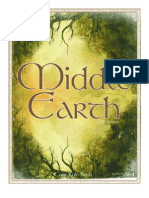 Middle Earth Core Book