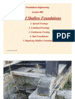 Lecture08-Types-of-Shallow-Foundations