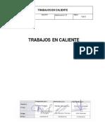 Procedimiento para Trabajos en Caliente.pdf