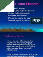 Materi 1 Ilmu Ekonomi.ppt