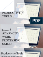Chapter 2 - Applied Productivity Tools.pptx
