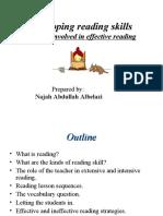 READING@Developing reading skill