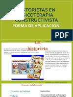 HISTORIETAS EN PSICOTERAPIA CONSTRUCTIVISTA