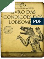 condições dos lobisomens