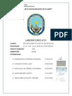 Laboratorio 1-2020B PDS
