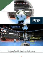 Futsal en Colombia
