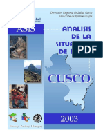 Salud y Agua Cusco